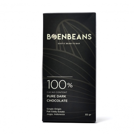 Dark Chocolate 100% - Agengan 85 gram