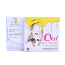 OUI White Chocolate Mango Yogurt